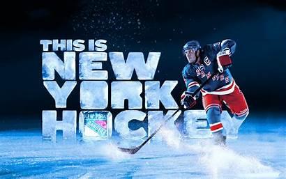 Hockey Rangers Ew Ice York
