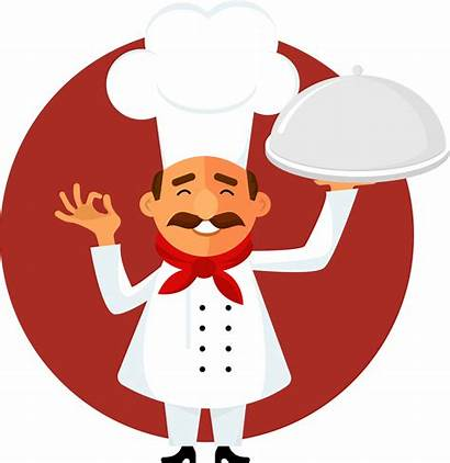 Indian Chef Clipart Dinner Dining Cartoon Fine