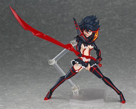 kill la kill figma action figure ryuko matoi  cm