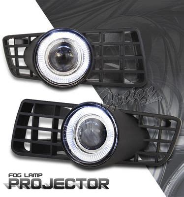 Ford Expedition 2003 2006 Halo Projector Fog Lights