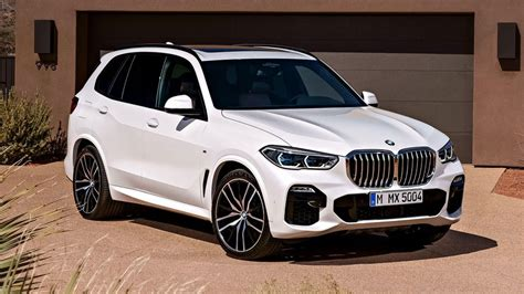 The 2019 Bmw X5 Grows In Its Fourth Generation Roadshow