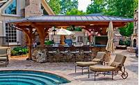 nice outdoor kitchen ideas 15 Outdoor Kitchen Designs for a Great Cooking Aura | Home Design Lover