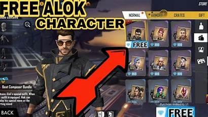 Dj Alok Fire Character Characters Hack Diamonds