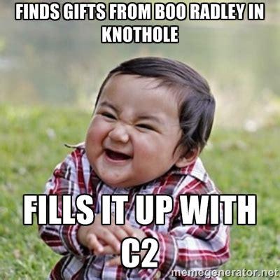 Boo Meme - boo radley memes image memes at relatably com