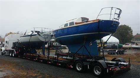 Boat Transport Ny by Safe Harbor Haulers Boat Transport Boat Shipping Boat