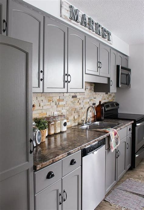 kitchen paint color ideas with white cabinets our kitchen cabinet makeover hometalk