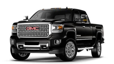 2019 Gmc Sierra Denali Hd Heavyduty Luxury Truck Model