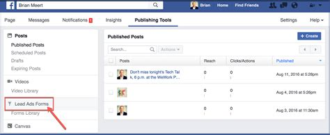 create a fan page on facebook without a profile how to create a lead ad through your facebook fan page