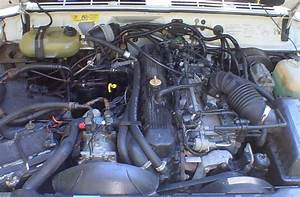 1990 Jeep Cherokee Engine