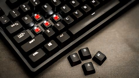 Review Logitech G610 Orion Red Gaming Keyboard Gamecrate