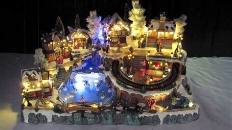 christmas village musical festival collections