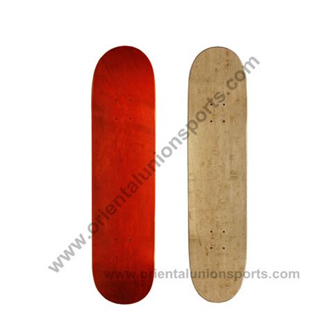 Blank Skateboard Decks 75 by Blank Skateboard Deck 7 75 Inch
