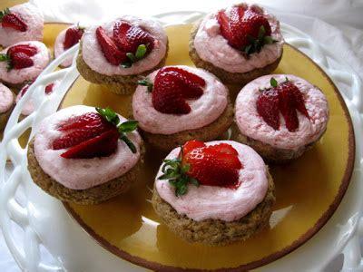 hope  healing strawberry shortcake namaste cupcakes