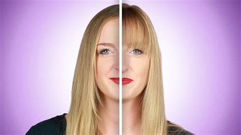 Women Transform Their Looks With Bangs