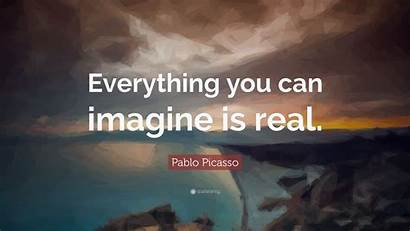 Quotes Imagine Everything Picasso Pablo Quote Quotefancy