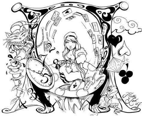 Psychedelic Alice And Wonderland Bathroom (5 Pics)