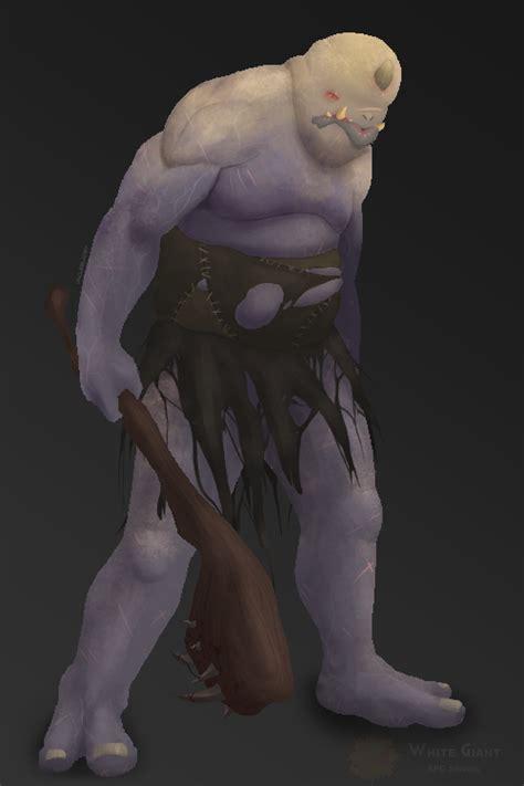 Ogre...guy by UncleBladey on Newgrounds