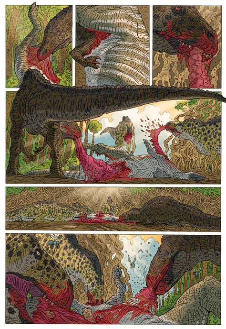 reptiles age horse dark comics comic presents issue preview announces return tags darkhorse