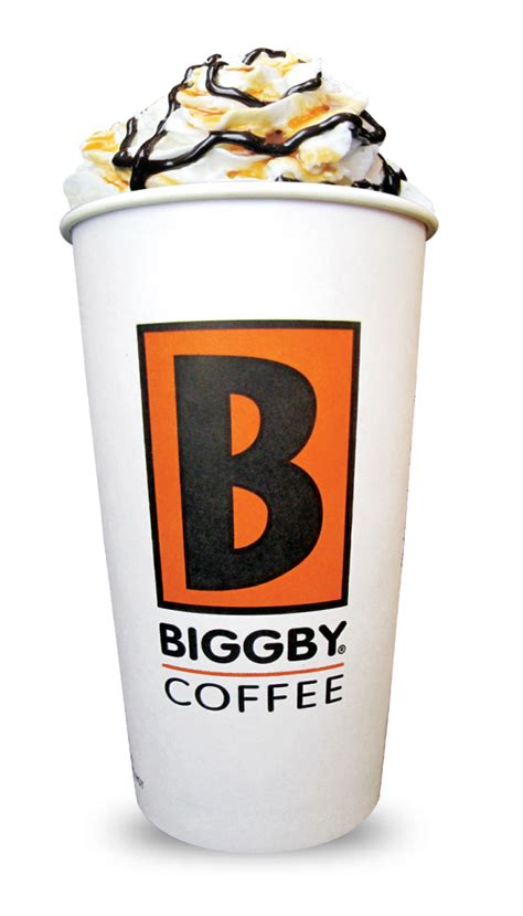 BIGGBY® COFFEE Favorite Lattes- Menu and Nutrition Info ...