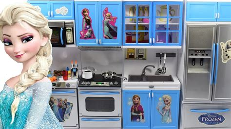 Disney Kitchen Play Set by Kitchen Set Cooking Playset For Children Cooking Toys