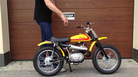 junior motocross bikes for sale indian jc 54 junior cross dirt bike 1971 year youtube