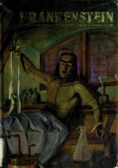 frankenstein or the modern prometheus 1995 edition open library