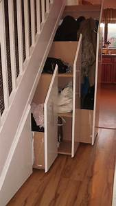Ikea Under Stairs Storage Unit To Replace That Metal Rack