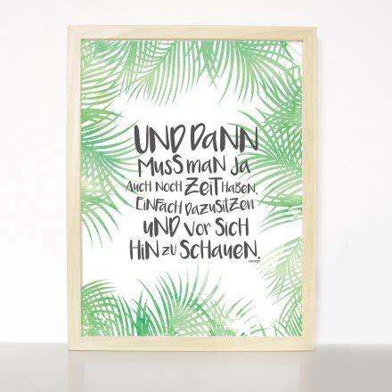 Formart Kunstdruck Und Dann Muss Man Ja A4 Online