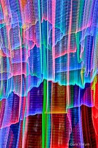 Neon Waterfalls on Pinterest