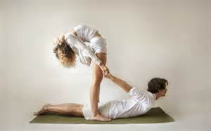 Easy Partner Yoga Poses