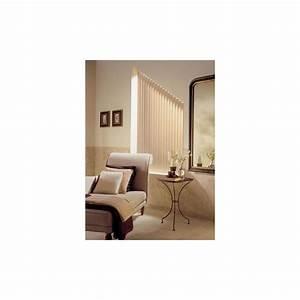 Store à Lamelles Verticales : store lamelles verticales en pvc 89 mm lamaison ~ Premium-room.com Idées de Décoration