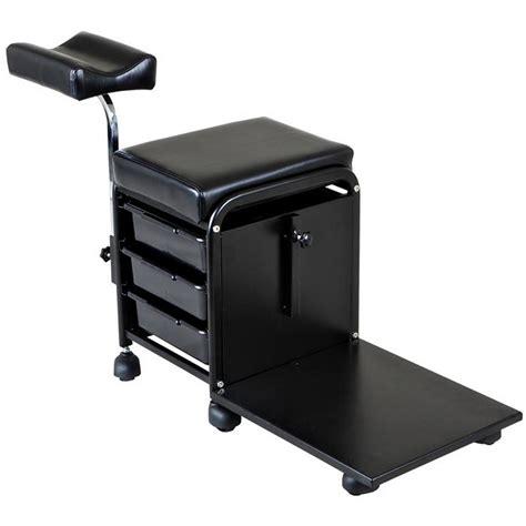 three drawer pedicure foot spa station chair ebay