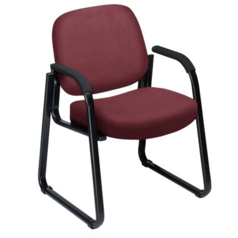 Office Chairs Vinyl Covering by Vinyl Guest Chair With Arms Ch01593 And Other All Office