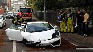 Neon and Napalm: Smashing up a Lamborghini or Ferrari is ...