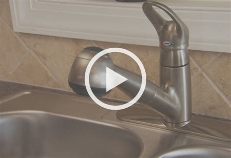 how to install a faucet in the kitchen how to install a single handle kitchen faucet at the home