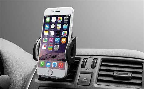 avantek support voiture t 233 l 233 phone grille d a 233 ration pour iphone samsung autres et gps largeur