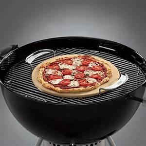 Four A Pizza Weber : pierre pizza ronde gbs weber ~ Nature-et-papiers.com Idées de Décoration
