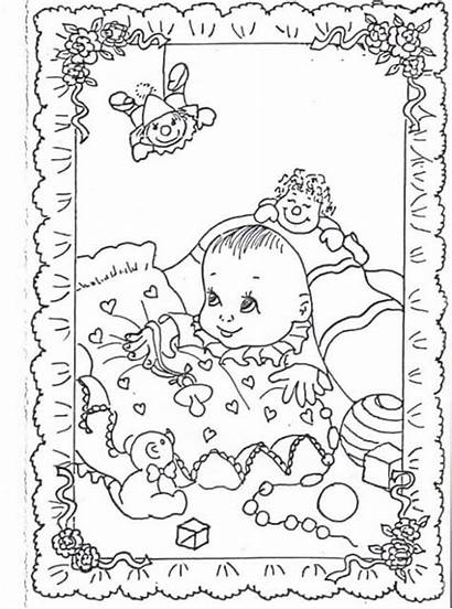 Pergamano Blanket Parchment Coloring Patterns Cards Embroidery