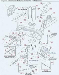 Freightliner Suspension Schematic Guide