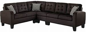 product reviews buy homelegance sinclair l shaped 2 With homelegance 2 piece sectional sofa