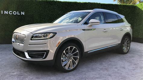 vwvortexcom  lincoln nautilus   facelifted mkx