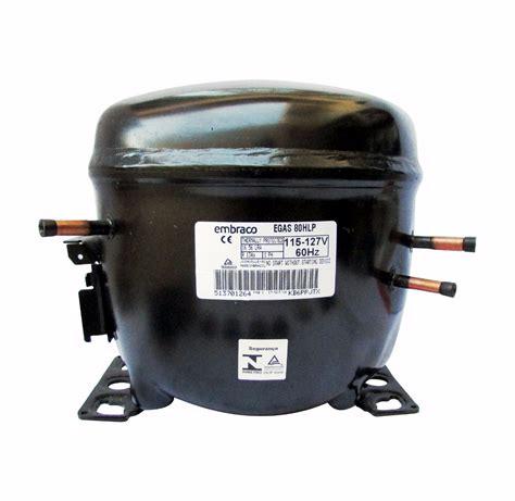 motor compressor embraco 1 4 127v geladeira r134a r 397 19 em mercado livre