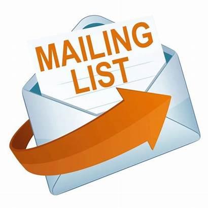 Mailing Lists Mailinglist