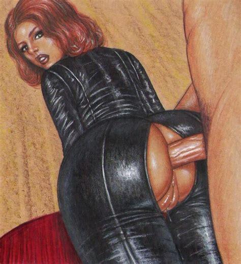 Black Widow Anal Fucking Black Widow Nude Porn Pics