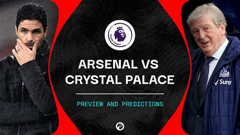 Arsenal vs Crystal Palace: All the details for tonight's ...