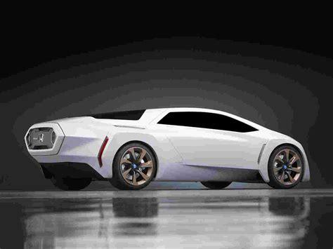 Honda Fc Sport Concept 2008 16 Wallpaper Honda Auto