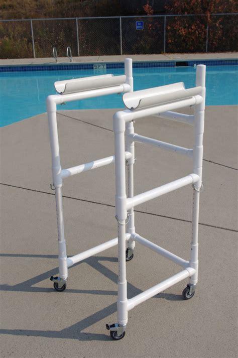 walker aqua creek walker3 rollator unterwasser gehwagen pvc strack rehabilitation