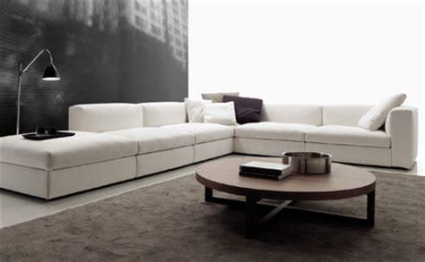 canapé minotti mobilier contemporain objets design