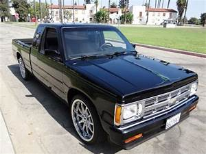 Buy Used 1990 Chevrolet S10 Resto Mod In Downey  California  United States