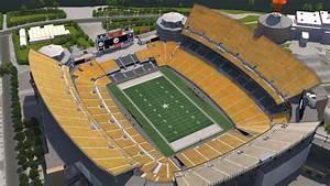 Pittsburgh Steelers Virtual Venue U2122 By Iomedia